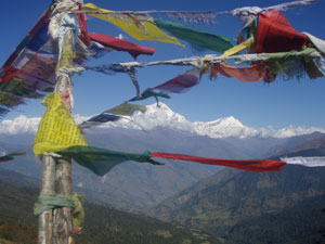 The Annapurnas, Nepal