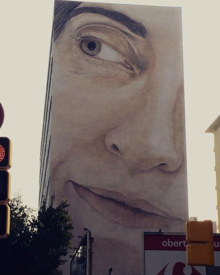 #streetartbarcelona